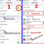 Reduce Data Usage On iPhone