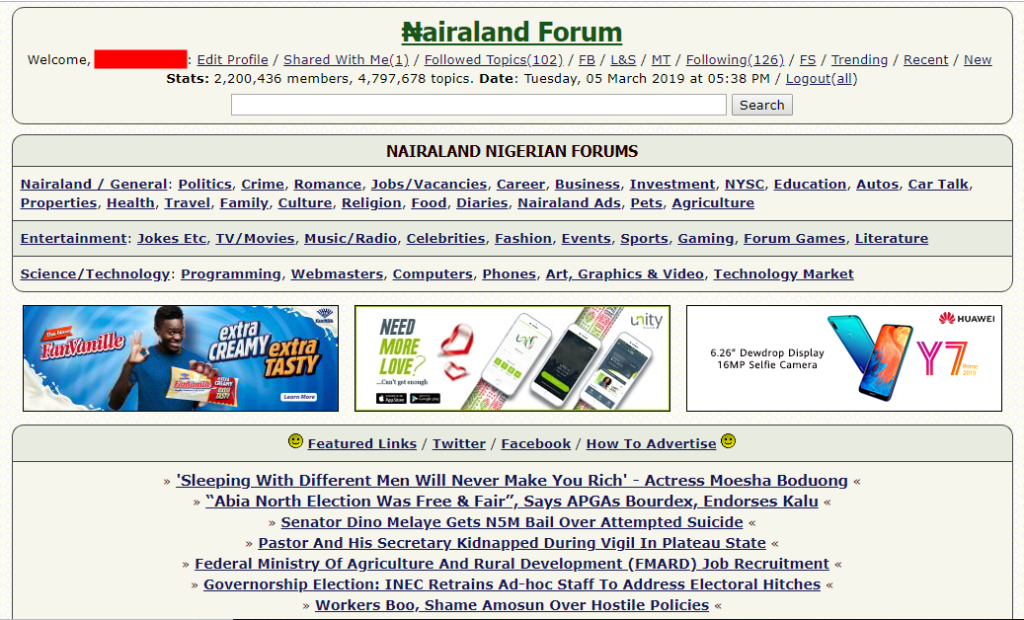 Create A Website Like Nairaland With WordPress
