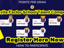 Bournvita Bourn Factor School Talent Competition