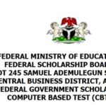 Federal Government Scholarship Award