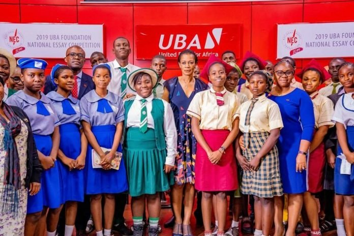 UBA Foundation 2021 National Essay Competition for Nigerians