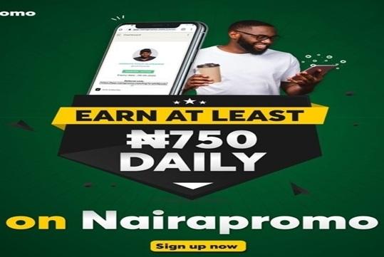 Create Website Like NairaPromo