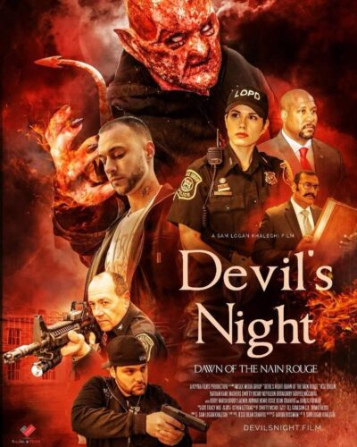 Devil's Night Movie