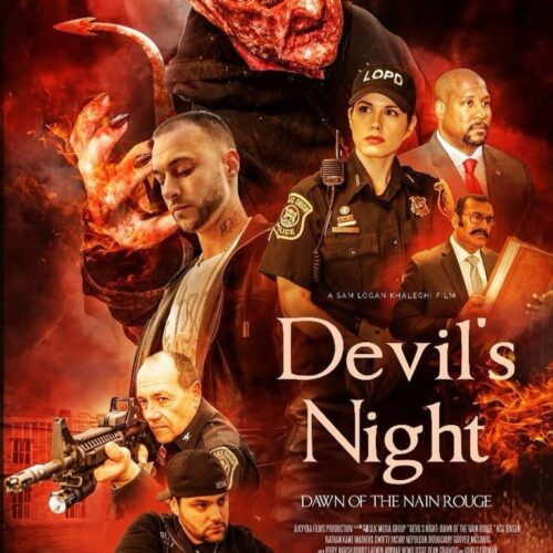 Devil's Night Movie