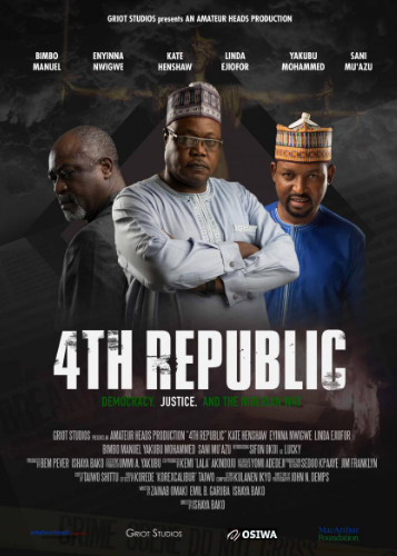 4th Republic Nollywood Movie