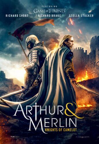 Arthur & Merlin Knights of Camelot