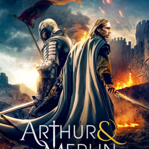 Arthur & Merlin Knights of Camelot