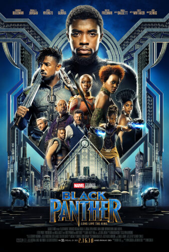 Black Panther (2018) Movie 1