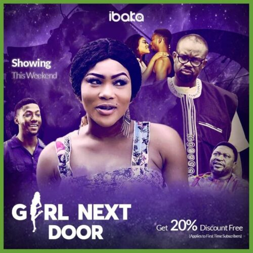 Girl Next Door Nigeria Movie