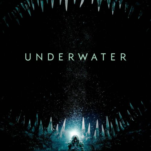 Underwater 2020 Movie
