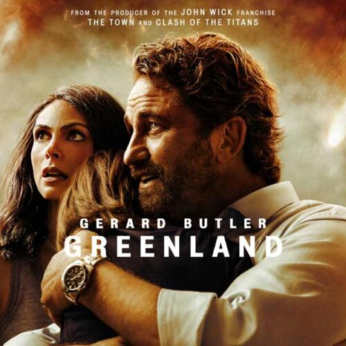 Greenland movie