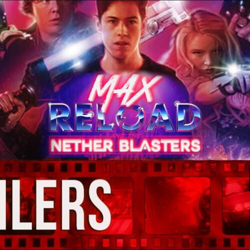 Max Reload and the Nether Blasters