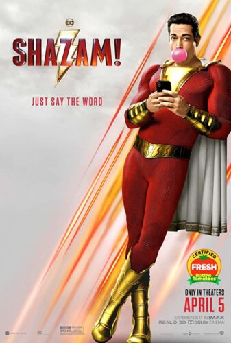 Shazam Full Movie