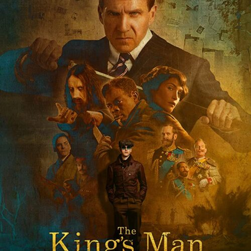 The King's Man Full Movie
