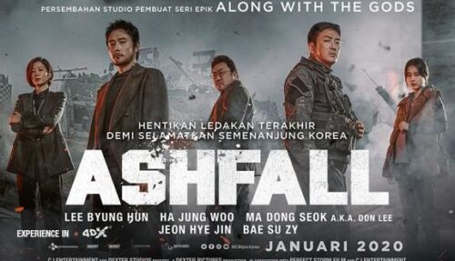 Ashfall 2020