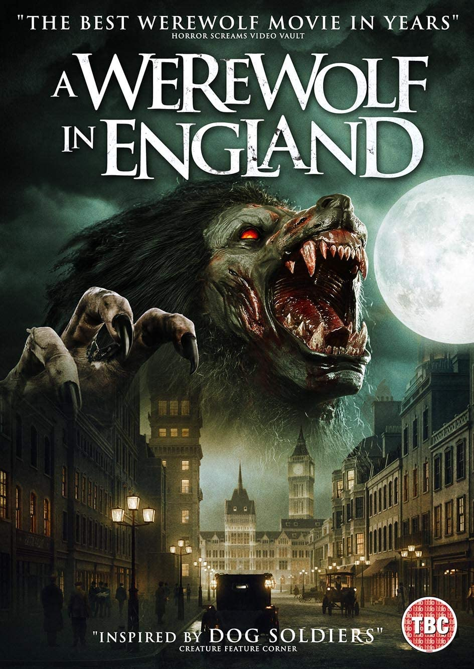 A Werewolf in England 2020 Full Movie