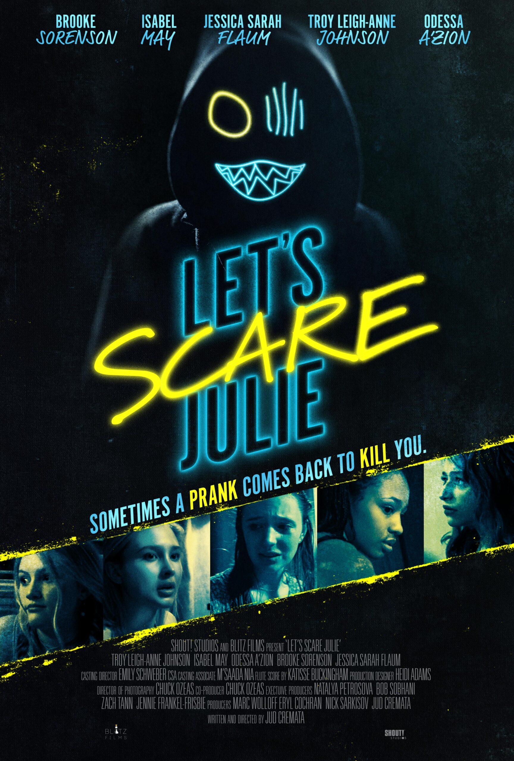 Lets Scare Julie 2020 Movie