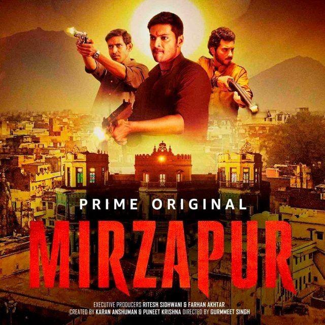 Mirzapur Season 2 (All Episode)