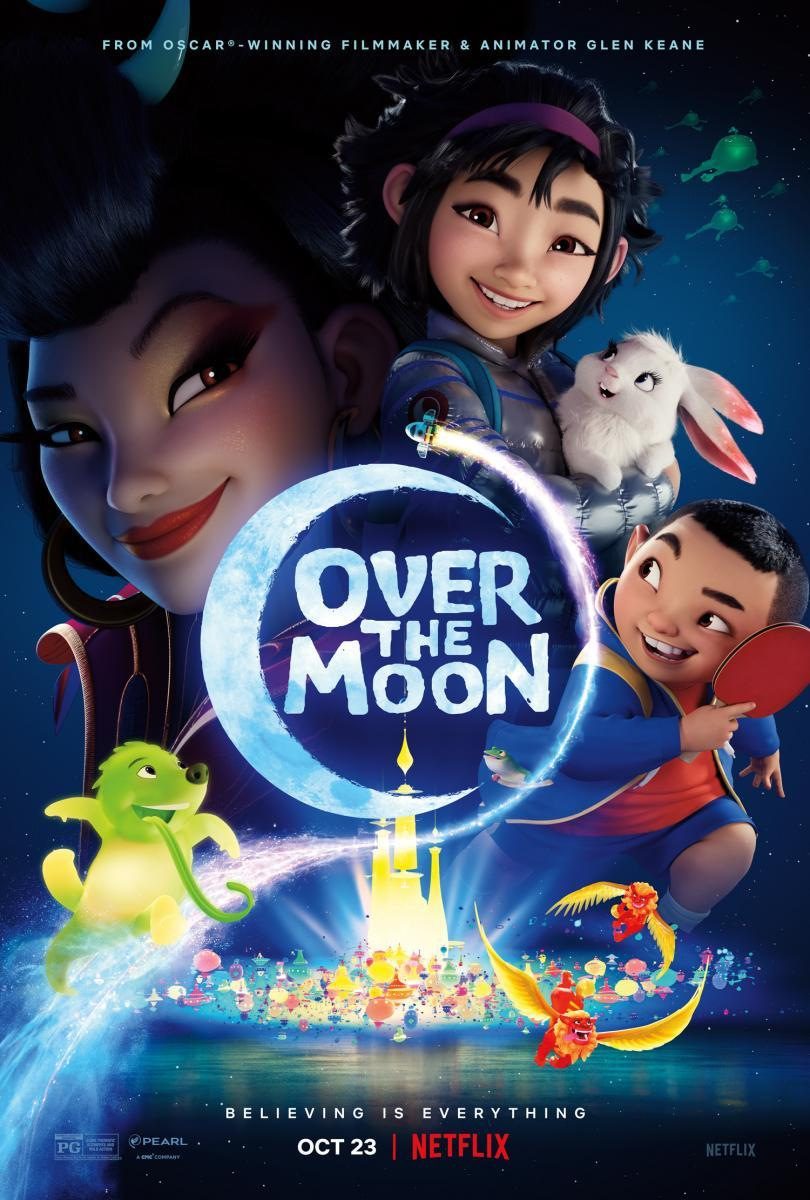 Over The Moon Full Movie (2020)