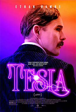 Tesla 2020 Movie