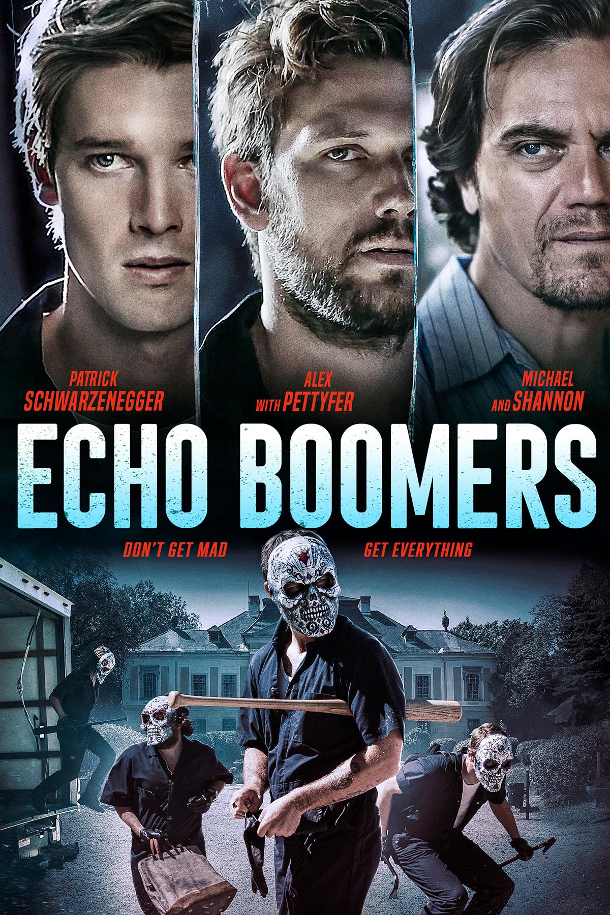 Echo Boomers Full Movie 2020
