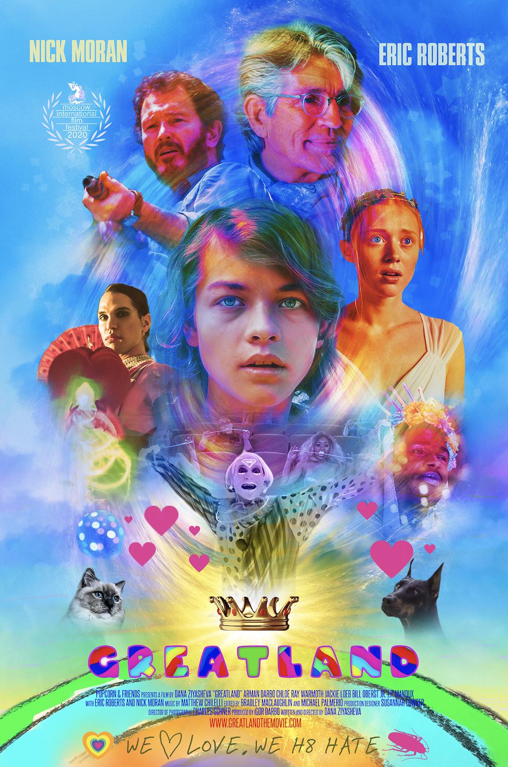 Greatland Full Movie 2020