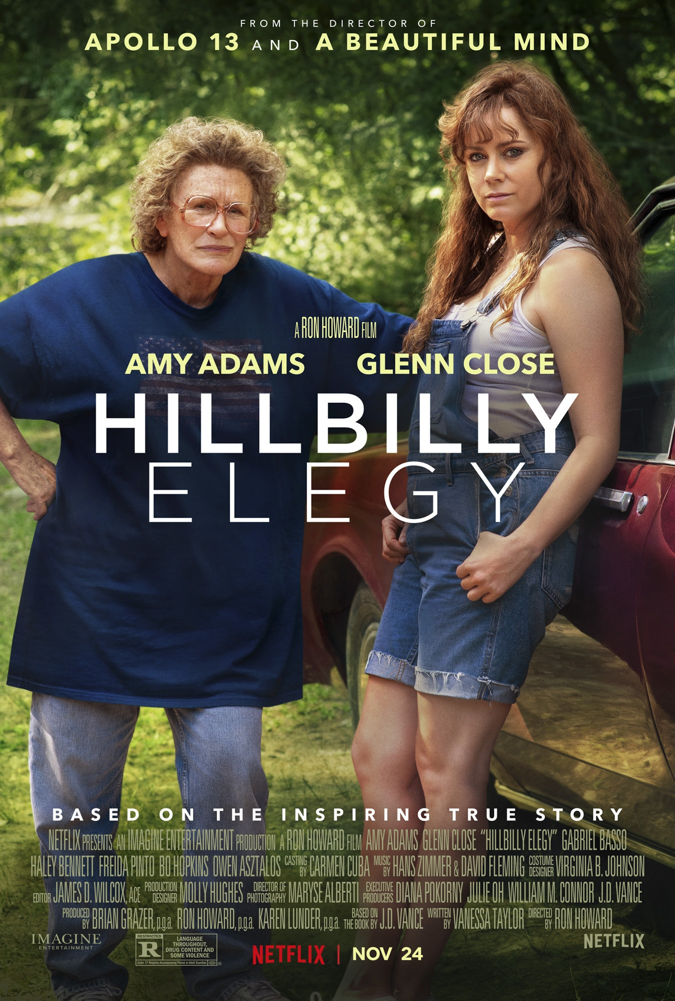 Hillbilly Elegy 2020 Full Movie