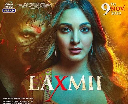 Laxmii 2020 full movie download