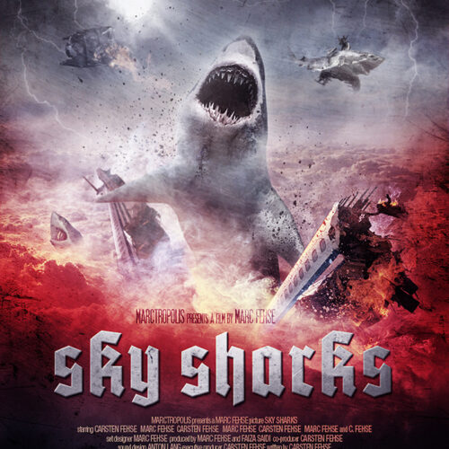 Sky Sharks 2020 Full Movie