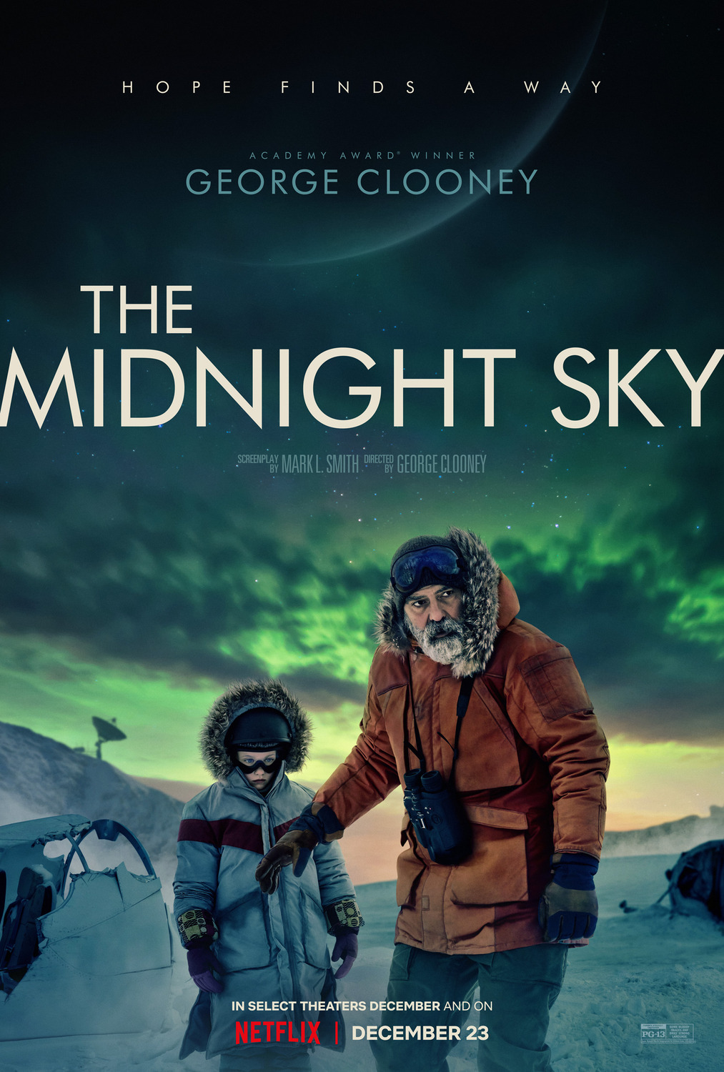 The Midnight Sky 2020 Full Movie
