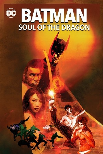 Batman: Soul Of The Dragon 2021 Full Movie