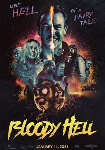 Bloody Hell 2020 Full Movie