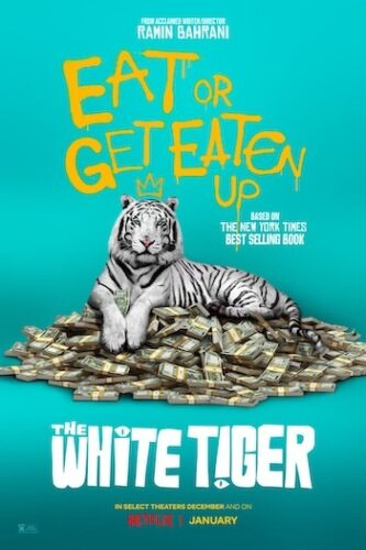 The White Tiger 2021 Full Movie 1