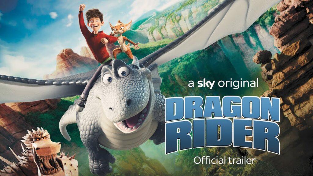Dragon Rider 2021 Full Movie