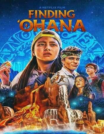 Finding Ohana 2021 Full Movie