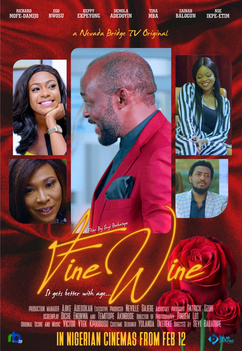 Fine Wine 2021 Nollywood Movie