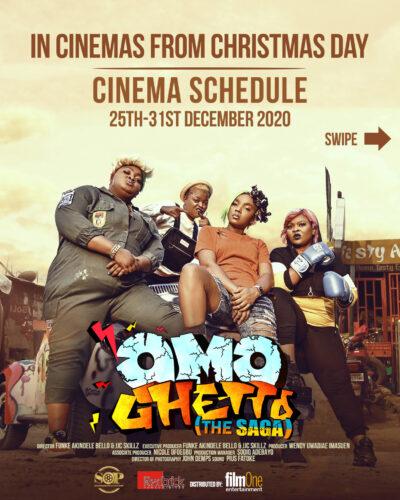 Omo Ghetto Mp4