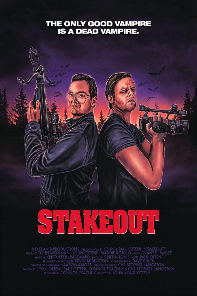 Stakeout 2020 full movie