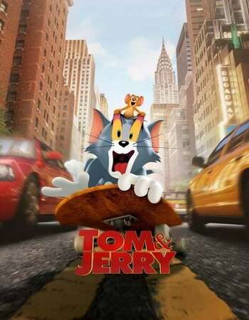 Tom And Jerry 2021 Full Movie