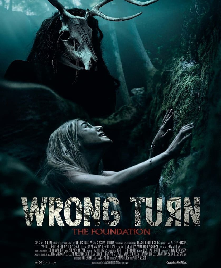 Wrong Turn 2021 Full Movie