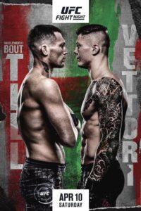 UFC on ABC 2: Till vs. Vettori (2021)