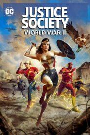 Justice Society: World War II (2021)
