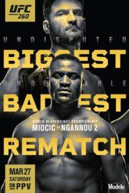 UFC 260: Miocic vs. Ngannou 2 (2021)