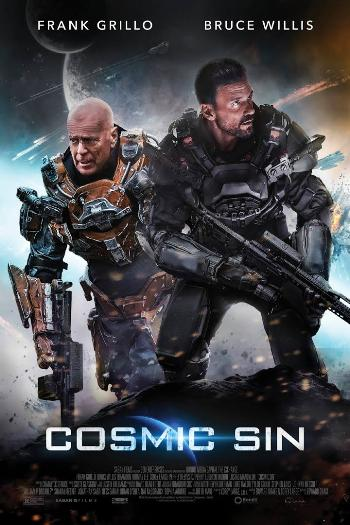 Cosmic Sin 2021 Movie