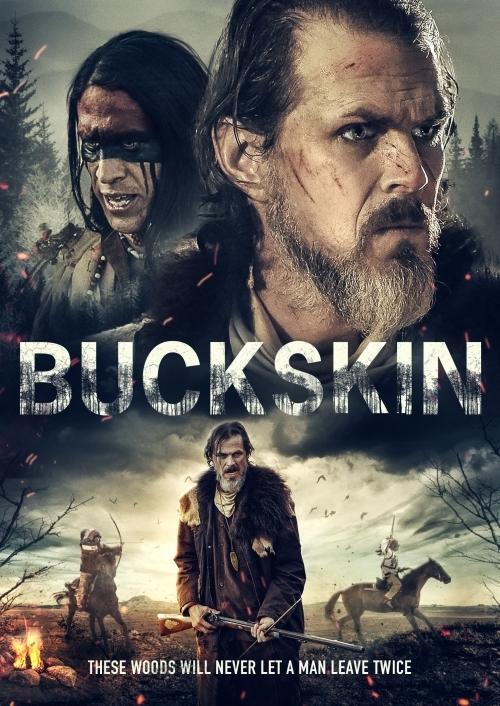 Buckskin 2021 Full Movie