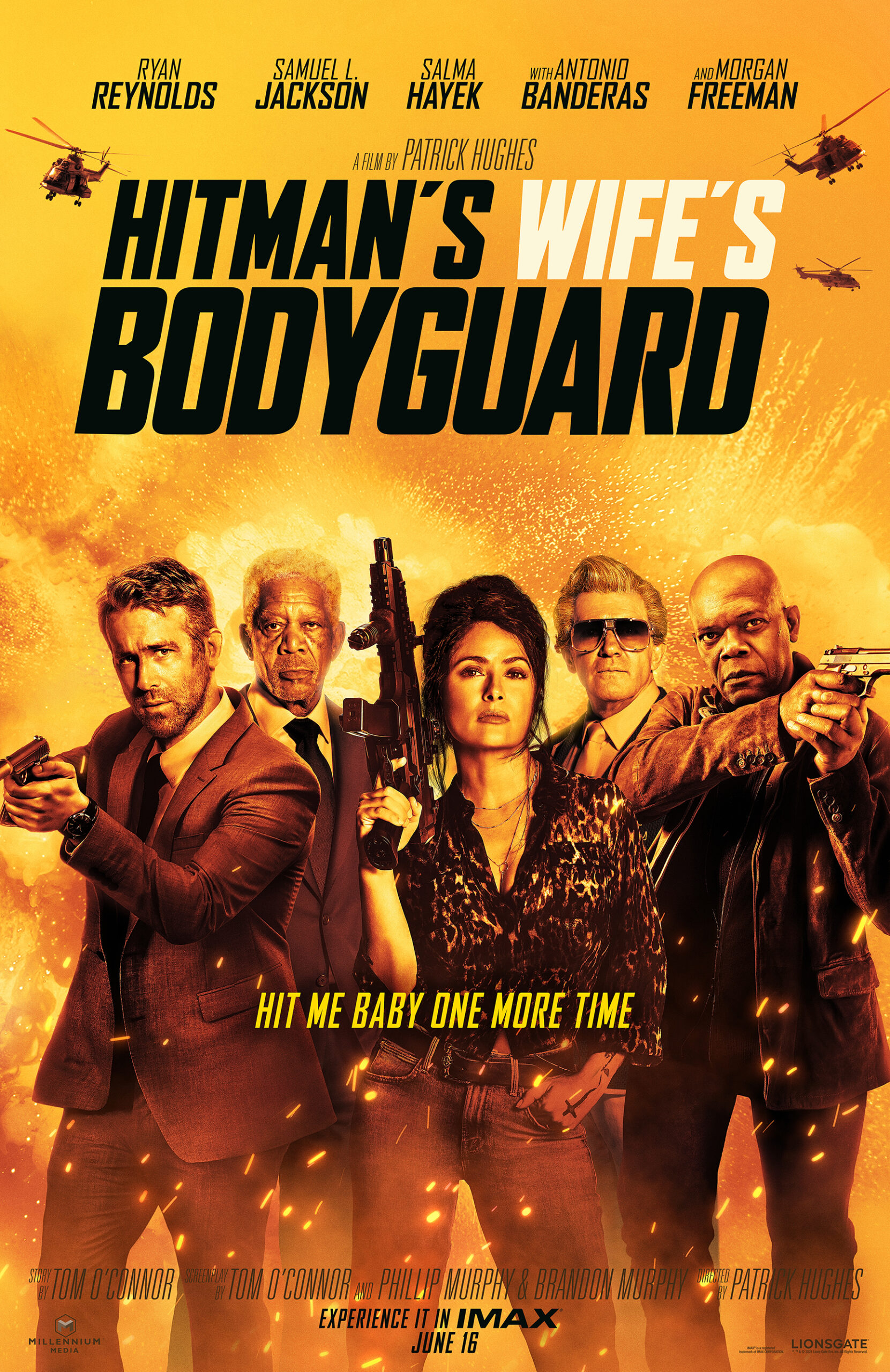 The Hitman Wife Bodyguard (2021)