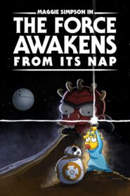 Maggie Simpson in The Force Awakens from Its Nap 2021
