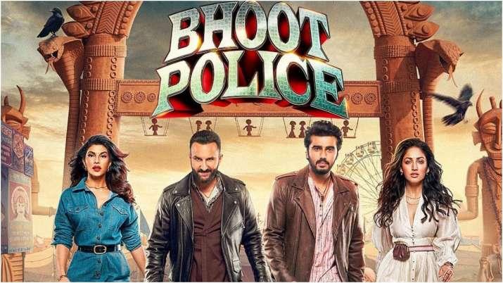 Bhoot Police 2020 Full Movie