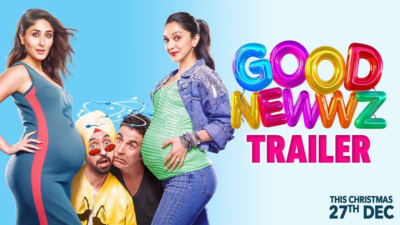 Good Newwz 2019 Movie