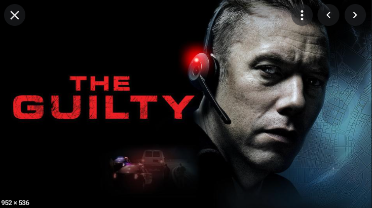 The Guilty 2021 Full Movie